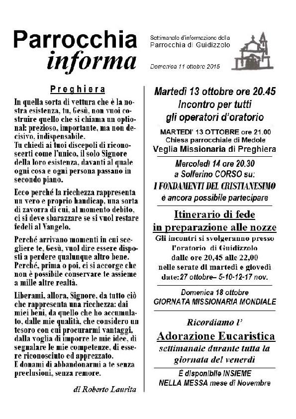thumbnail of parrocchia informa 11 ottobre